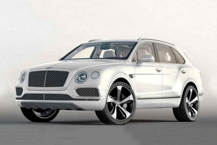 Bentley Bentayga First Edition Unveiled at VIP Event-01