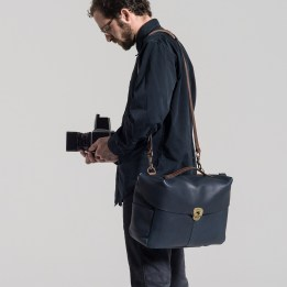 Bleu de Chauffe Reflex Photographer's Bag-05