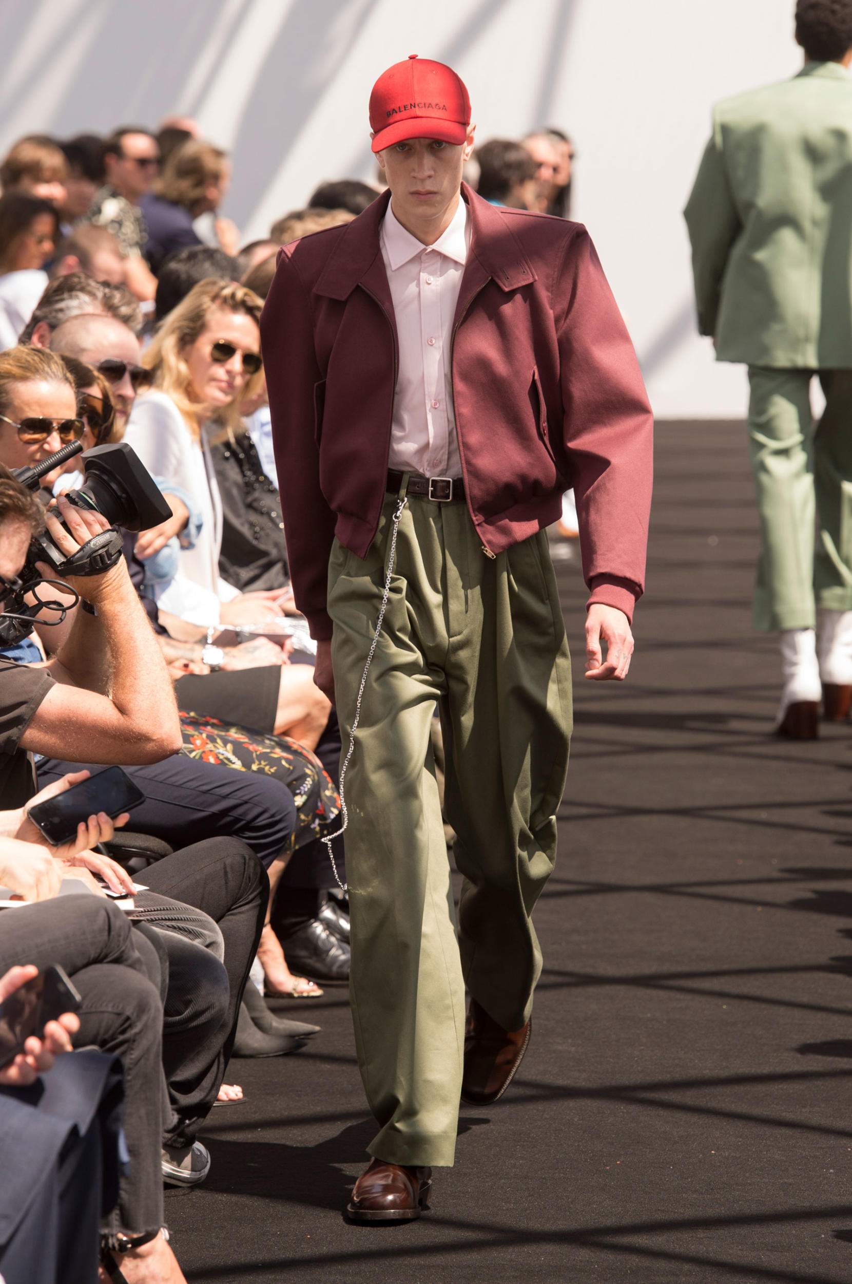 Demna Gvesalia Menswear for Balenciaga