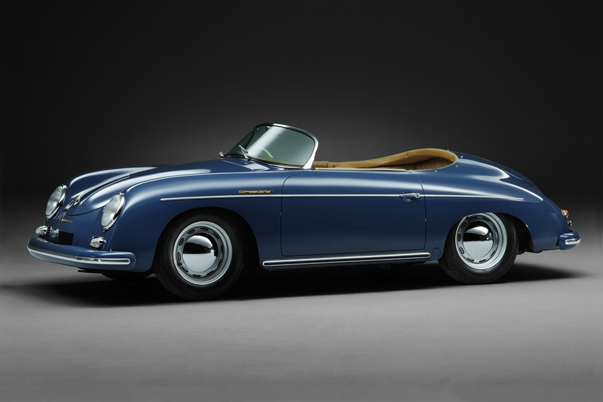 Rare 1957 Porsche 356A Speedster Available for Purchase