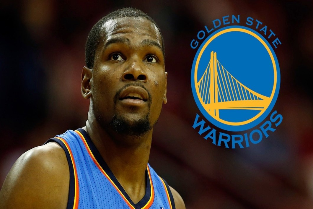 Kevin Durant to Golden State