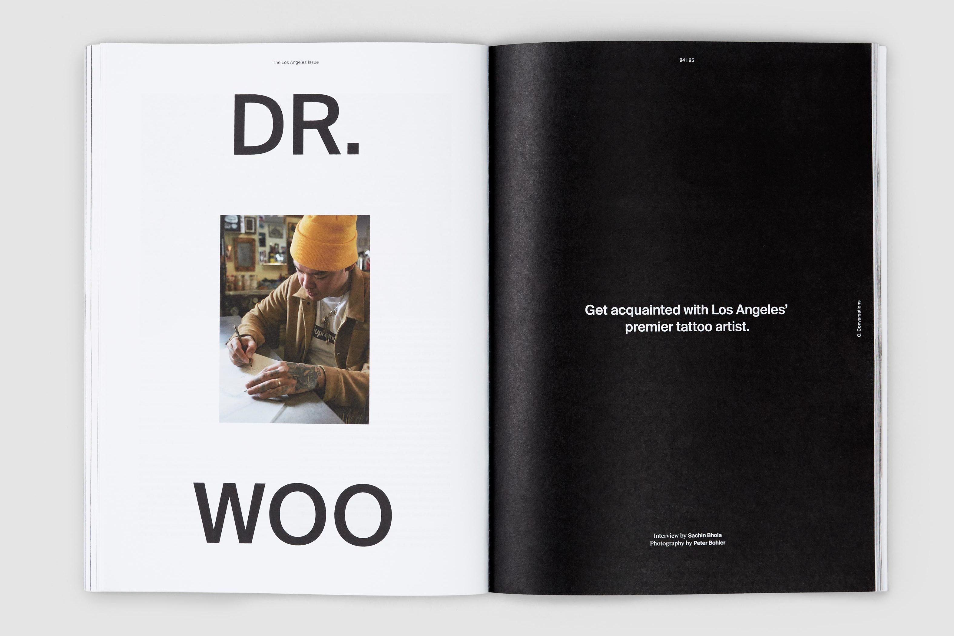 Oak Street - Dr. Woo