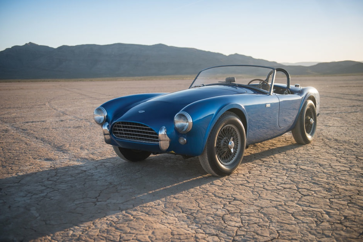 Original Shelby Cobra