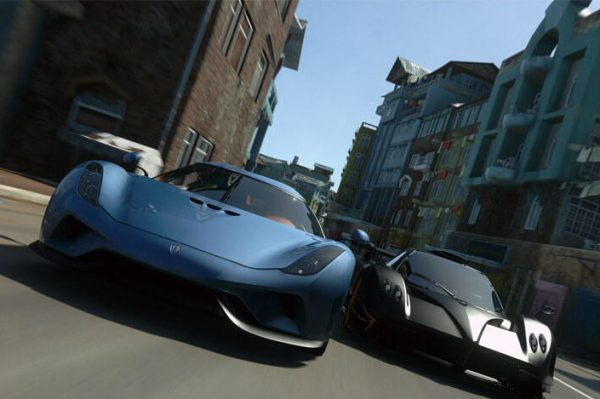 Sony's Driveclub VR