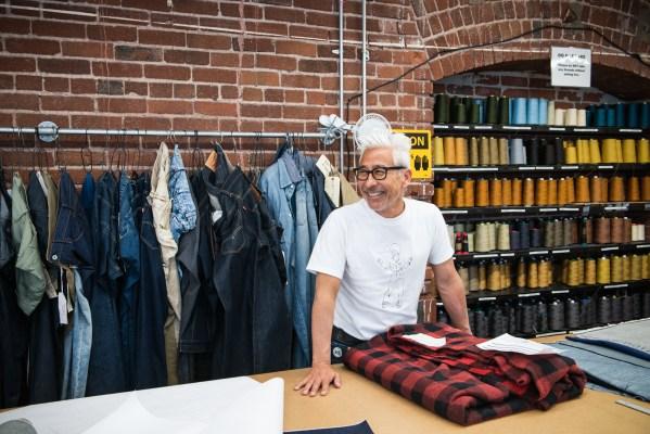 Levi's and Jeff Yokoyama Collab
