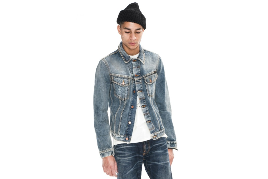 1a449e34fd Nudie Jeans Has Created The Perfect Denim Jacket For Fall 2016 - Por ...