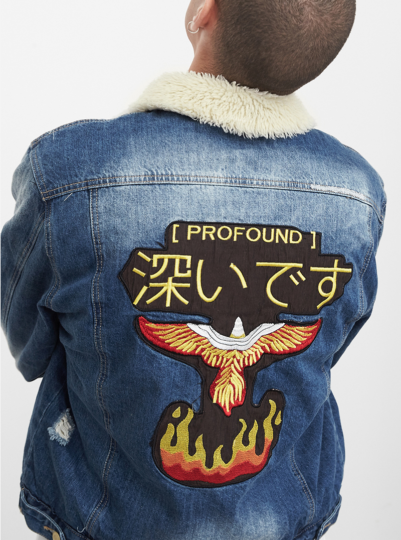 profound-aesthetic-holiday-2016-7-denim-flame-trucker-shearling-jacket