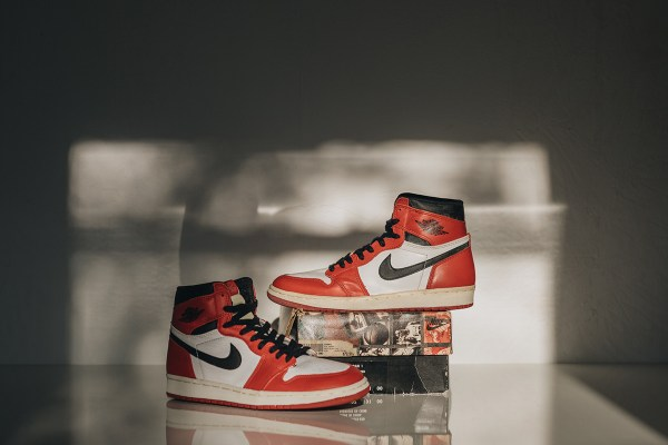 77581d8bcdd2da 94 Air Jordan 1s And Hunting For The First-Ever Sneaker Re-Release