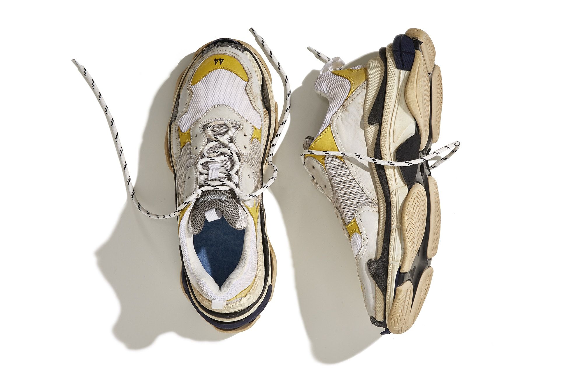 9c8e1f62a36 Balenciaga and Dover Street Market Drop Exclusive Triple S Colorway ...