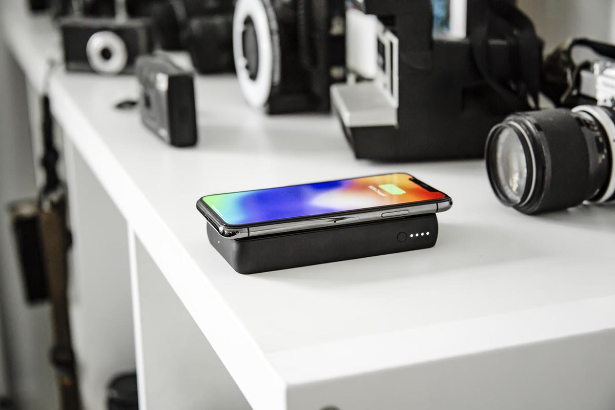 Mophie Adds New Wireless Charging Products To Charge Stream Line