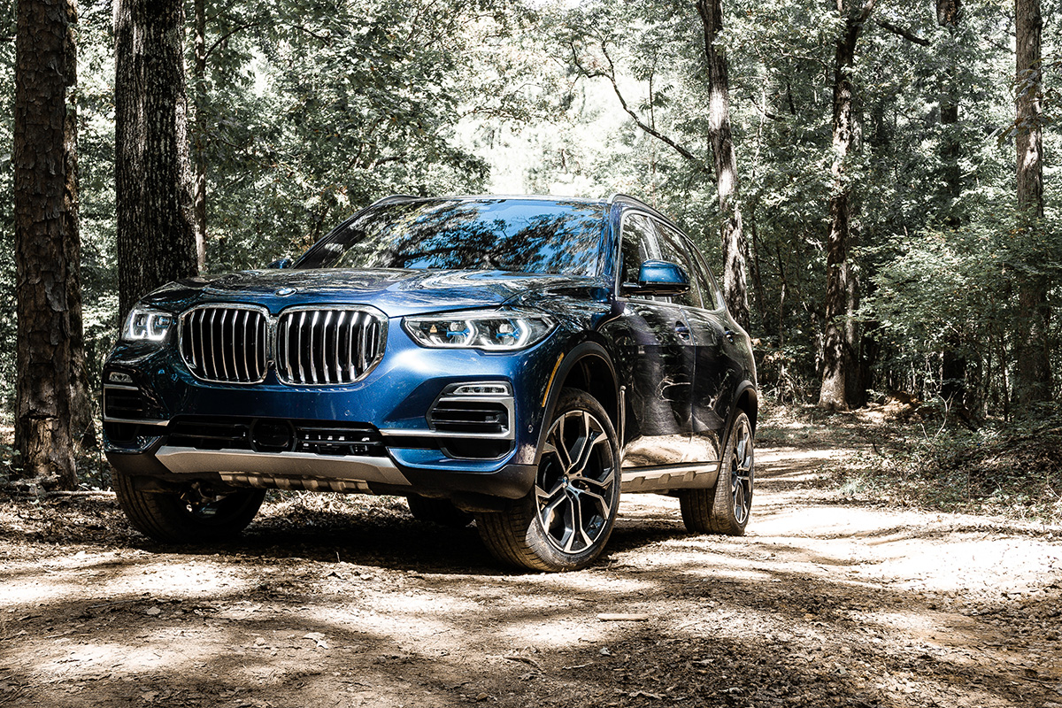 All-new 2019 BMW X5 Balances Off-Road Capability With Refined Detailing
