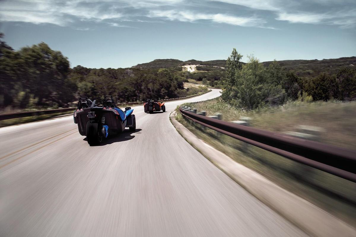 The Polaris Slingshot SLR Has Us Holding on to Summer