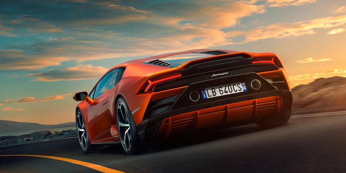 Lamborghini Huracan Evo Gets Integrated Rear Wing The Performante S
