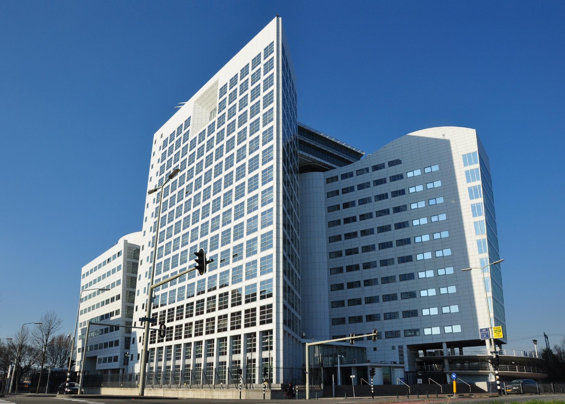 El edificio de la Corte Penal Internacional en La Haya, Holanda. [Crédito de la imagen: Wikimedia Commons]