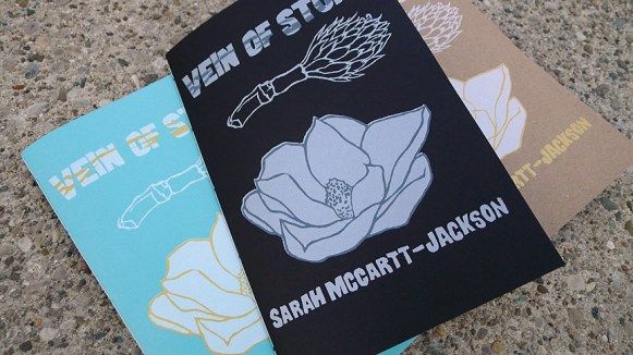 Vein of Stone, Sarah McCartt-Jackson (special edition cover)