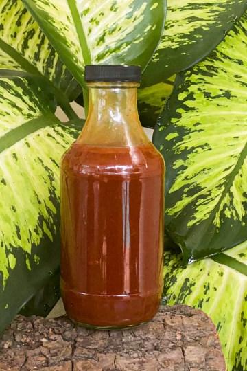 pineapple rum bbq sauce