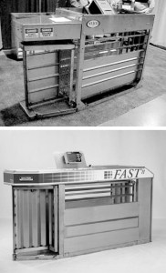 Photo 4. Automatic Sorting Scales