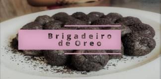 brigadeiro Oreo