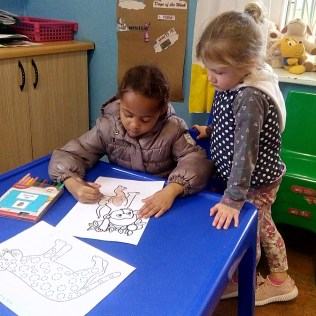 Tumi spends time at school after OT