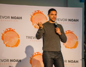 Trevor Noah Foundation Daily Show