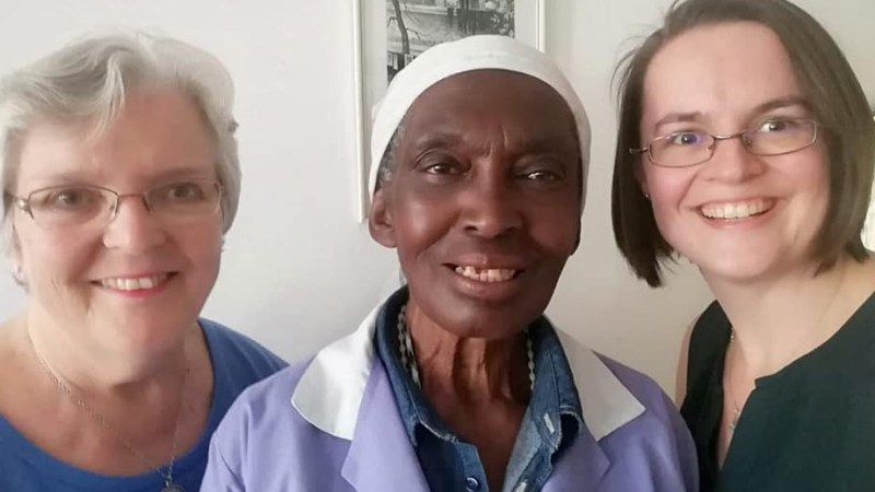 Domestic Worker (69) receives almost R60k for a new home.