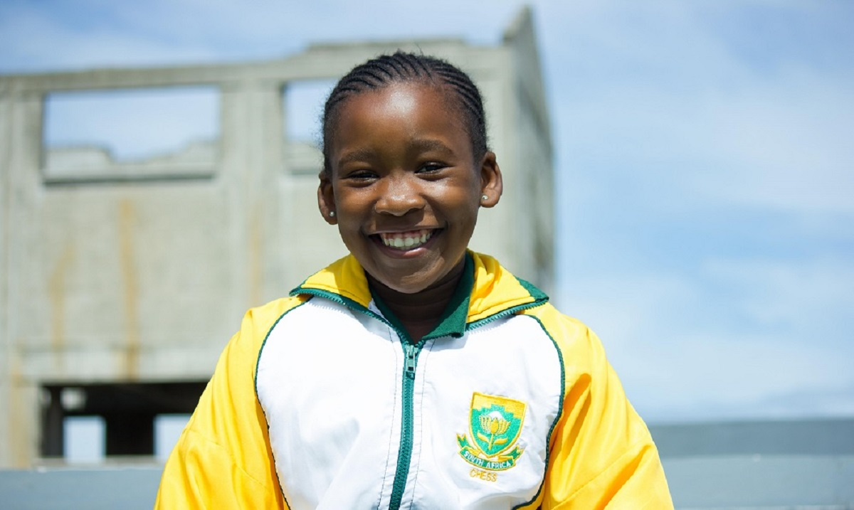 Chess champion to represent SA in Namibia after receiving SA colours