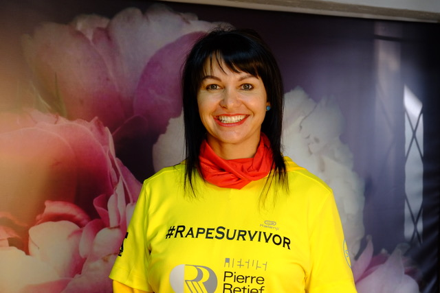 [PICTURES] Rape survivor completes 729km journey to empower those affected by sexual assault