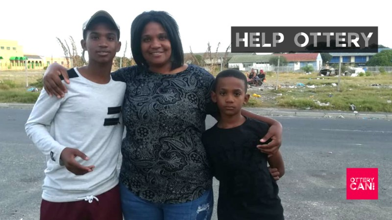 Domestic worker crowdfunds to feed vulnerable Ottery community during Lockdown