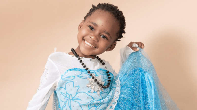 Beautiful Naledi (4) needs urgent heart surgery to save her life