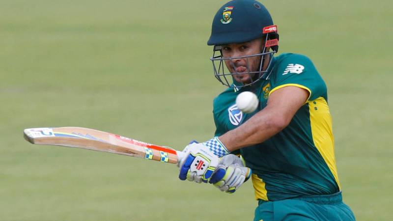 [WATCH] Star cricketer, JP Duminy crowdfunds to save the lives of children suffering from Leukaemia