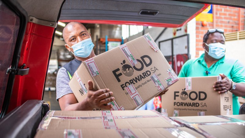 Drive launched to deliver food hampers directly to food-insecure patients