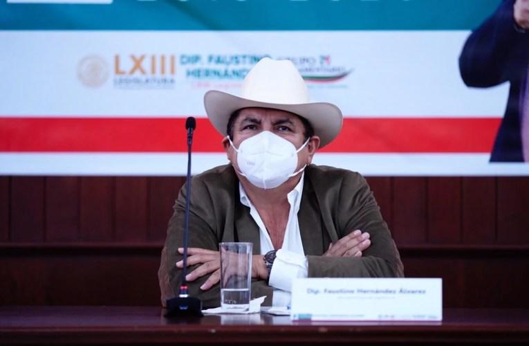 """FAUSTINO HERNÁNDEZ SE DECLARA LISTO PARA LO """"QUE VIENE""""."""