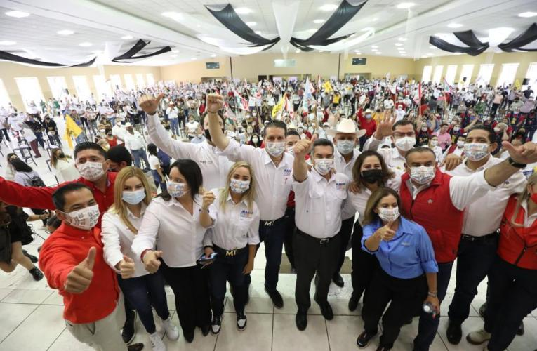 ¡Vamos a ganar!, el grito de Sinaloa por Mario Zamora