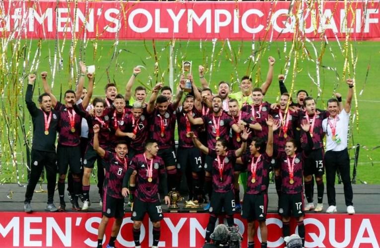 México ya conoce a sus tres primeros rivales en los Juegos Olímpicos