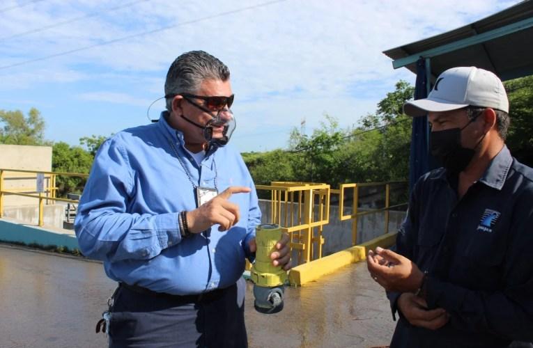 Repara JUMAPAM tubería en Los Horcones sin afectar producción