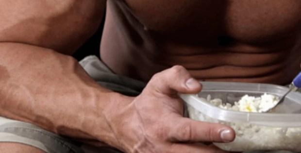 Porcentajes de proteínas carbohidratos y grasas para aumentar masa muscular