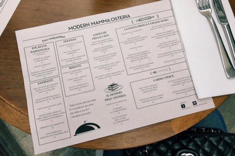 O menu enxuto com tudo que a gente ama.