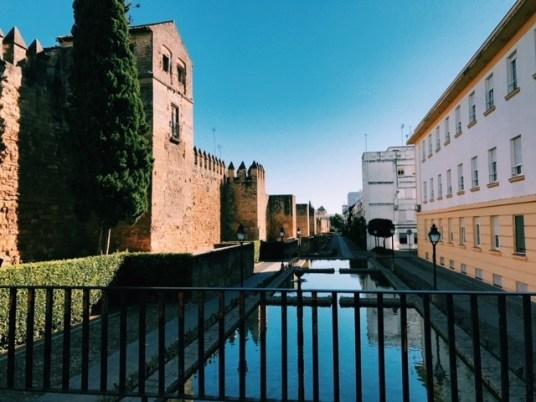 muralha córdoba