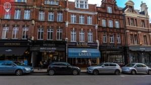 Hampstead shops