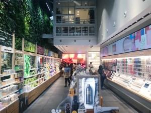 lojas de cosmeticos cuidados faciais