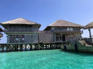 minha viagem para maldivas