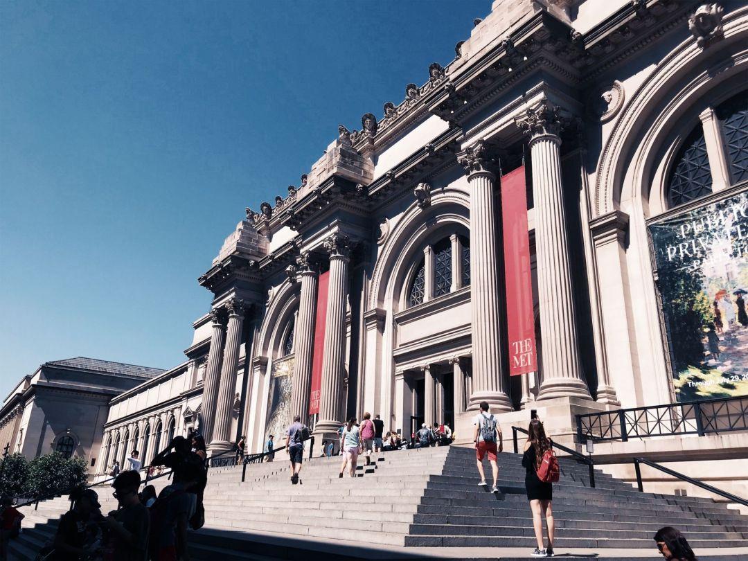 The Metropolitan Museum of Art Guia de museus em NY