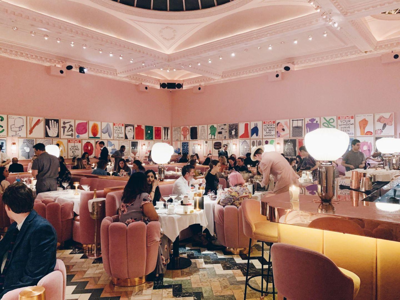 25 Cafés e Restaurantes em Londres