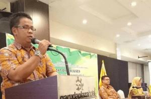 Kongres PORMIKI IX 2018 di Medan- Tedy Hidayat Ketua Umum Pormiki