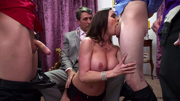 [TrenchCoatX] Kendra Lust – The One I Lust, Two [720p HEVC x265]
