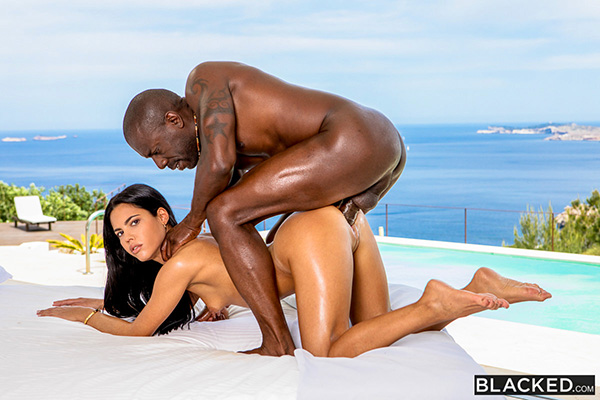 [Blacked] Apolonia Lapiedra – Spring Break BBC [720p]