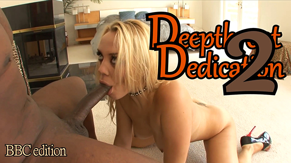 [PMV] Deepthroat Dedication 2 – BBC edition [1080p]