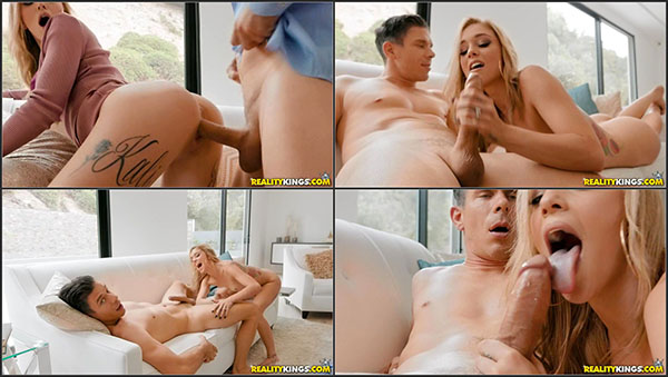 [SneakySex] Kali Roses – Kali Wants His Attention [720p HEVC x265]