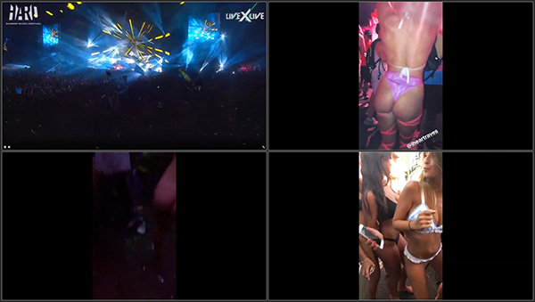 [Reddit] Compilation video of the Festivalsluts subreddit. Flashing girls! Ravers! Dancing! [720p]