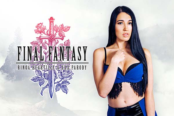 [VRCosplayX] FINAL FANTASY: Rinoa Heartilly A XXX Parody Starring: Alex Coal (GearVR/DayDream) [1440p 60FPS]